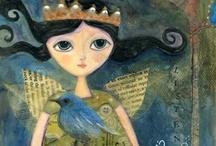 Art journals - Mixed Media