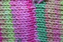 Wool - Knit - Crochet