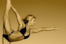 stretch / by Jessica Ann