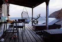beach living / inspiration for my new beach house / by Jessica Ann