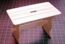 tutorials: 1/12th scale kitchen / Tutorials for the miniature dollhouse kitchen. / by Kate Miles