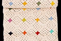 Crochet blanket inspiration / Crochet blankets