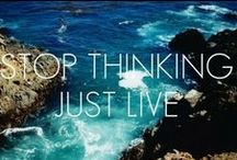 Live Simply / Goal for 2014