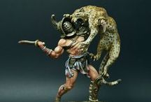 Historical Figurines - Ancient / by Bryan Miller