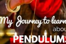 Learn Pendulums / All resources to learn how to use pendulums