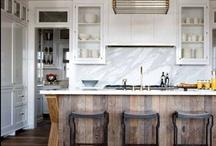 Kitchen / Lots of pretty kitchens.