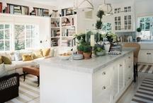 Kitchens / by Karen Adcock