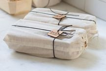 Packaging / Pretty packaging ideas for products and gifts.