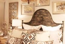 Bedrooms / by Haylee Free