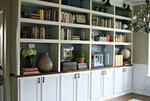 Home:moldings, cabinetry, furniture / by Michelle Strawser