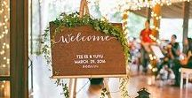 Wedding Ideas We Love! / Wedding Ideas for Every Bride from Ceremony to Reception