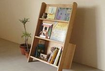 the bookshelves we will have