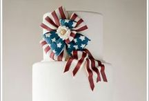 Summer fun / Beach, summer and 4th of July cakes / by Linda Mashni