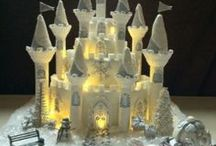 Winter wonderland  / Winter, Christmas and New Year cakes / by Linda Mashni