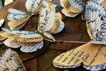 Paper Ideas / by Diane Peterson