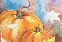 Watercolor Techniques / by Diane Peterson
