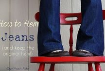 Sewing Tutorial's AMAZING! / Everthing you wanted to know about sewing. / by Diane Peterson