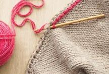 Knit & Crochet / by Crafty 63