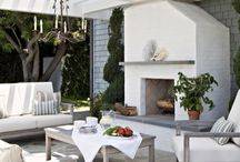 outdoor spaces / by Becky Jordahl