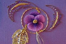 Broderie or / goldwork