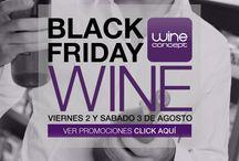 Promos / Promociones disponibles en nuestro Wine Shop