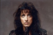 Alice Cooper  / by Robyn Crongeyer