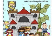 fairy tales/folk tales / by trish peters