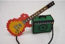Perler Bead Ideas / by Robyn Crongeyer
