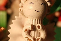Eco Christmas / Simple Eco-friendly Christmas Crafts and Inspiration