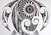 Zentangles / by Eclectic Oddities