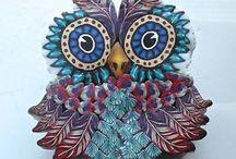 birds - Owls / by Stony Hill Farm Greenhouses, LLC