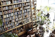Home Style: Libraries / by Joanarc Villaflor