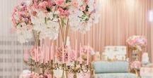 Pink Wedding / Pretty in Pink Wedding Ideas