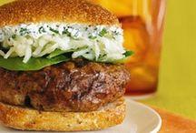♡ Sandwiches, Wraps & Burgers ♡