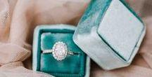Wedding Rings / Wedding & Engagment Ring Inspiration