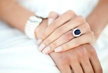 {Wedding nails}