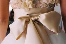 {Ivory + white wedding}