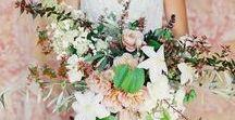 Bridal Bouquets / Beautiful Floral Bouquets