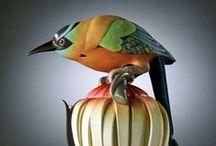 arty - Birds / by Stony Hill Farm Greenhouses, LLC