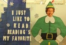 Library Displays / Browse pics of displays and decorations that have been set up at MPL.