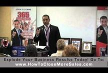 Video Business Marketing Tips! / High-End Business Consultant and Strategic Business Coach, John Di Lemme, Teaches Closing & Marketing Strategies to Take Your Business to the Next Level.  http://www.HowToCloseMoreSales.com
