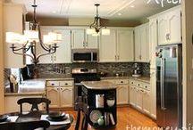 Home:kitchen / by Michelle Strawser