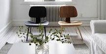 INTERIOR - White & Wood