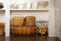 Interiors : kitchen / Stylish and functional kitchens.