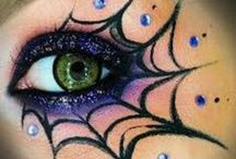Halloween:costumes/makeup / by Michelle Strawser