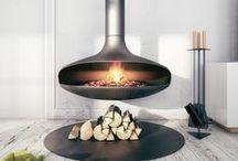 INTERIOR - Fireplace