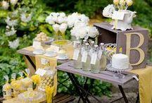 Sweet tables ideas
