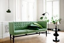 Living. Colour Green