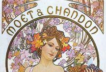 Letters: Art Nouveau