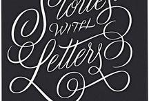 Letters: Scripts